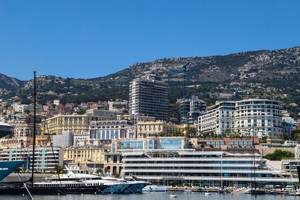Quels sont les départements de la cote d'Azur