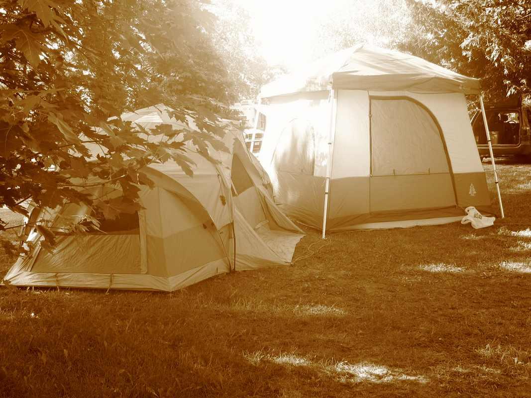 Quels campings sont ouverts au mois de septembre?