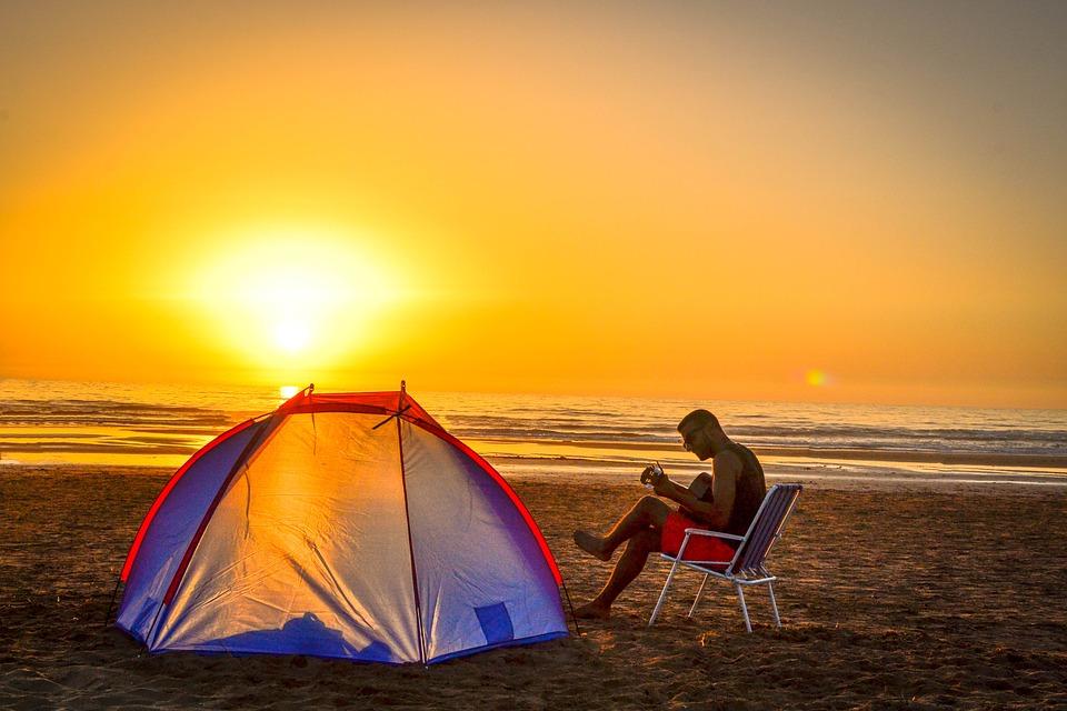 Un séjour pas cher en camping à Saint-Tropez